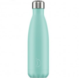 CHILLY'S BOTTLES Μπουκάλι- Θερμός, Pastel Green - 500ml