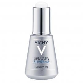 VICHY Liftactiv Serum 10 Supreme Ορός Αντιγήρανσης & Σύσφιξης Προσώπου με Αποτέλεσμα Lifting που Διαρκεί 30ml