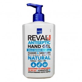 INTERMED Reval Plus, Natural, Αντισηπτικό Χεριών - 500ml
