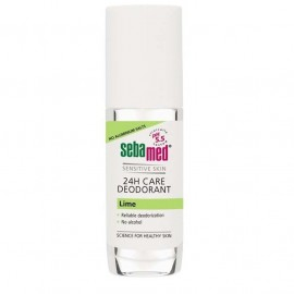 SEBAMED 24h Deodorant Roll-On Lime, Αποσμητικό - 50ml