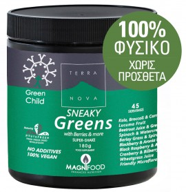 TERRANOVA Green Child Sneaky Greens Super-shake 180g