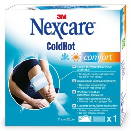 3M NEXCARE Coldhot Comfort Παγοκύστη/ Θερμοφόρα 11 X 26cm - 1τμχ