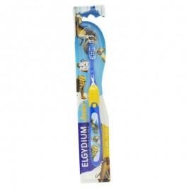 ELGYDIUM Junior Ice Age, Οδοντόβουρτσα για Παιδιά 7-12 ετών