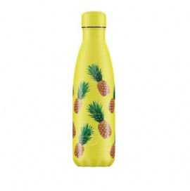 CHILLY'S BottlesΜπουκάλι- Θερμός, Pineapple - 500ml