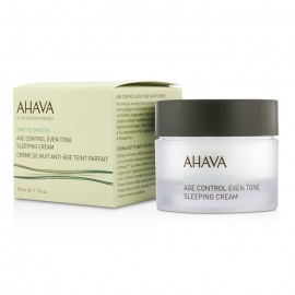 AHAVA Time to Smooth Age Control Even Tone Sleeping Cream 50ml