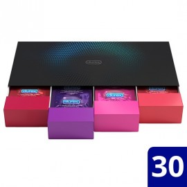 DUREX Love Premium Collection Pack - 30τεμ