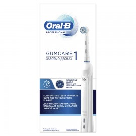ORAL-B  Professional GumCare 1 Ηλεκτρική Οδοντόβουρτσα για Ευαίσθητα Δόντια & Ούλα