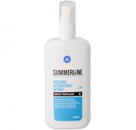 MEDISEI Summerline Εντομοαπωθητική Λοσιόν Spray - 100ml