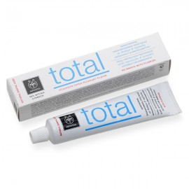 APIVITA Total Οδοντόκρεμα Ολοκληρωμένης Προστασίας με Δυόσμο και Πρόπολη 75ml