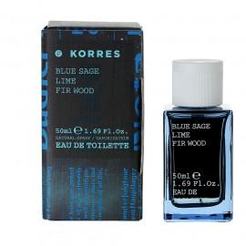 KORRES Blue Sage/ Lime/ Fir Wood, Eau de Toilette - 50ml