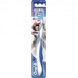 ORAL B Οδοντόβουρτσα Junior Star Wars 6-12 Years Soft 1τμχ