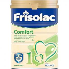 ΝΟΥΝΟΥ Frisolac Comfort 1 Ειδικό Γάλα Για Βρέφη Από 0 Έως 6 Μηνών Με Γαστροοισοφαγική Παλινδρόμηση ή Δυσκοιλιότητα  800gr
