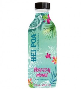 HEI POA Monoi Oil Tropical Pina & Maracuja Λάδι Monoi Πολλαπλών Χρήσεων, 100ml