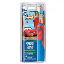 ORAL B Stages Power Ηλεκτρική Οδοντόβουρτσα Cars Για Αγόρι 3 Ετών+