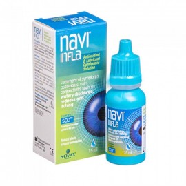 NOVAX Navi Infla Eye Drops - 15ml