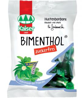 KAISER Bimenthol Καραμέλες για το Βήχα με Μέντα & Ευκάλυπτο 60g