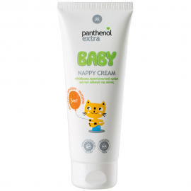 PANTHENOL EXTRA Baby Nappy Cream Κρέμα για την Αλλαγή της Πάνας 100ml