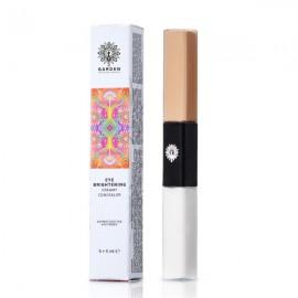 GARDEN Eye Brightening Creamy Concealer- Νο 30 Nude - 5+5ml