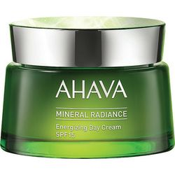 AHAVA Mineral Radiance Energizing Day Cream Broad Spectrum SPF15 Κρέμα Ημέρας Κατά της Κούρασης 50ml