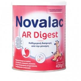NOVALAC AR Digest, Παρασκεύασμα σε Σκόνη για Ειδικούς Ιατρικούς Σκοπούς - 400