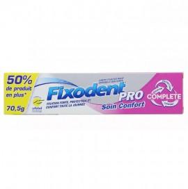 FIXODENT PRO Complete Στερεωτική Κρέμα Για Τεχνητές Οδοντοστοιχίες - 70,5 gr