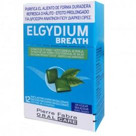 ELGYDIUM Breath, Παστίλιες Χωρίς Ζάχαρη - 12τμχ