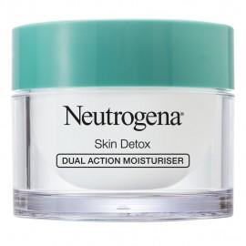 NEUTROGENA Skin Detox Ενυδατική Κρέμα Προσώπου Διπλής Δράσης - 50ml