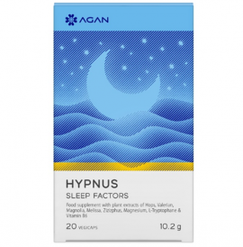 AGAN Hypnus Sleep Factors 20 vegicaps