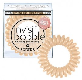 INVISIBOBBLE Power To Be or Nude To Be Λαστιχάκι Μαλλιών 3τμχ