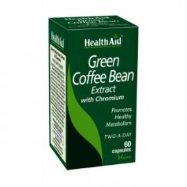 HEALTH AID Green Coffee Bean Extract 60 Caps