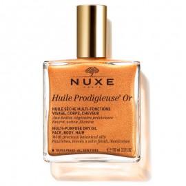 NUXE Huile Prodigieuse Or, Ιριδίζον Ξηρό Λάδι Ενυδάτωσης - 100ml