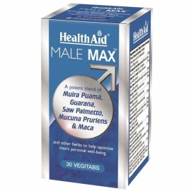 HEALTH AID  Male Max 30tabs