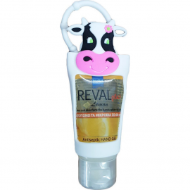 INTERMED Reval Plus Antiseptic Hand Gel Lemon Cow 30ml