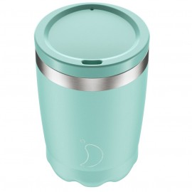 CHILLY'S BOTTLES Coffee Cup, Κούπα- Θερμός, Pastel Green - 340ml