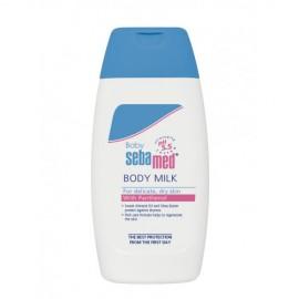 SEBAMED Baby Body Milk, Παιδικό Γαλάκτωμα -200ml