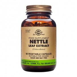 SOLGAR Nettle Leaf Extract, Εκχύλισμα Τσουκνίδας - 60veg.caps