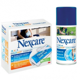 3M NEXCARE Coldhot Comfort + ΔΩΡΟ ColdHot Cold Nexcare Spray 150ml
