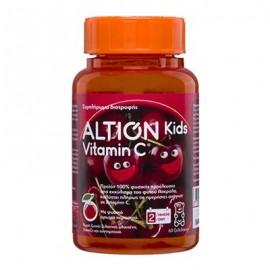ALTION Kids Vitamin C, Βιταμίνη C για Παιδιά - 60 ζελεδάκια