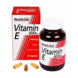 HEALTH AID Vitamin E 600iu - 30tabs