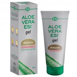ESI Aloe Vera Gel Argan Ενυδατικό Τζελ για Ανακούφιση από Εγκαύματα 200ml