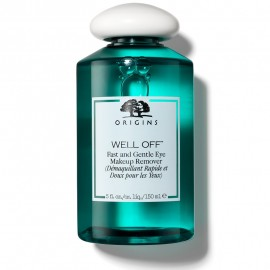ORIGINS Well Off, Fast And Gentle Eye Makeup Remover, Ντεμακιγιάζ Ματιών - 150ml