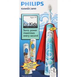 PHILIPS Sonicare For Kids HX6311/07, Ηλεκτρική οδοντόβουρτσα για παιδιά
