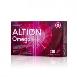 ALTION Omega, Λιπαρά Οξέα - 30 κάψουλες