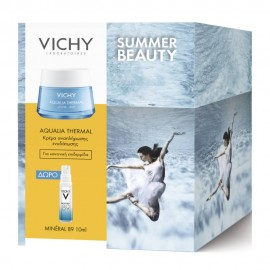 VICHY Aqualia Thermal Light - 50ml & Δώρο Mineral 89 - 10ml