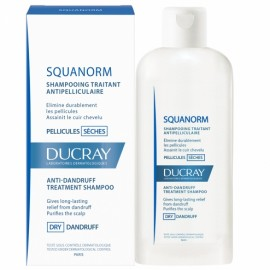 DUCRAY Squanorm Σαμπουάν για Λιπαρή Πιτυρίδα 200ml