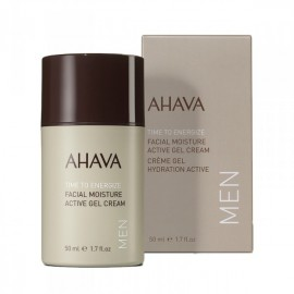 AHAVA Time To Energize, Men Active Moisture Gel Creme, Ανδρική Ενυδατική Κρέμα - 50ml