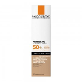 LA ROCHE POSAY Anthelios Mineral One SPF50+ (2-medium), Αντηλιακή Κρέμα με Χρώμα - 30ml