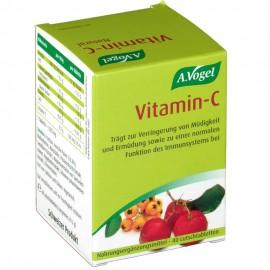 A.VOGEL Vitamin-C 40 Tabs