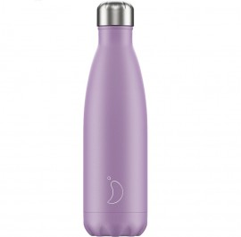 CHILLY'S BOTTLES Μπουκάλι- Θερμός, Pastel Purple - 500ml