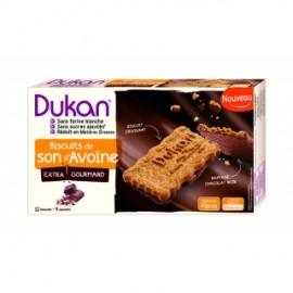DUKAN Μπισκότα Βρώμης Με Επικάλυψη Σοκολάτας 200g